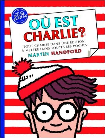 Où est Charlie ? - Charlie poche - Edition 2020