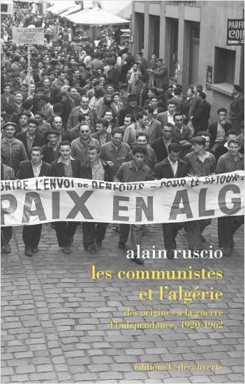 Les communistes et l'Algérie