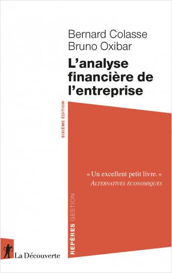 L'analyse financière de l'entreprise