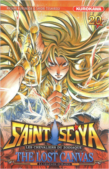 Saint Seiya - Les Chevaliers du Zodiaque  - The Lost Canvas - La Légende d'Hadès - tome 20