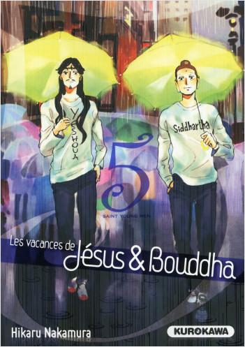 Les Vacances de Jésus & Bouddha - tome 05