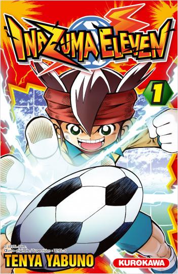 Inazuma Eleven - tome 01