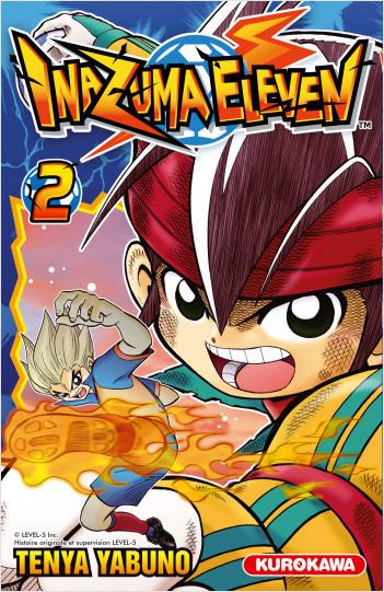 Inazuma Eleven - tome 02