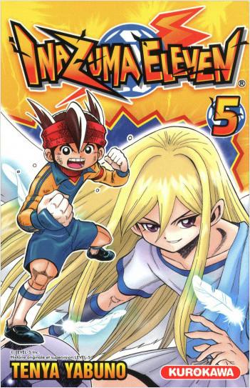 Inazuma Eleven - tome 05