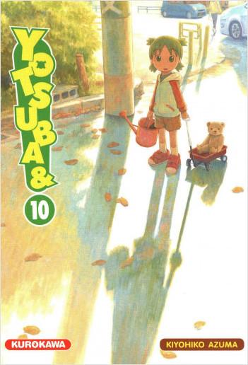 Yotsuba & ! - tome 10
