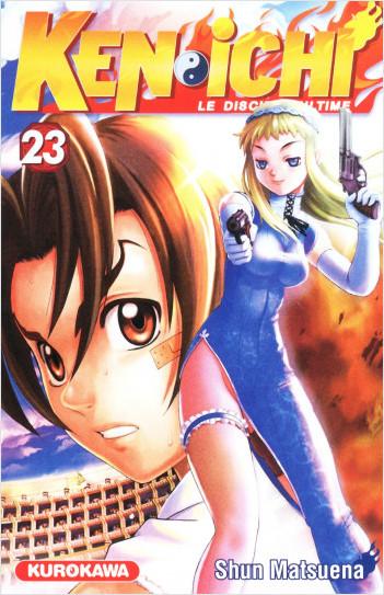 Ken-ichi - saison 1, Le Disciple ultime - tome 23