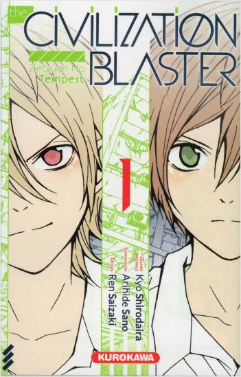 The Civilization Blaster - tome 01