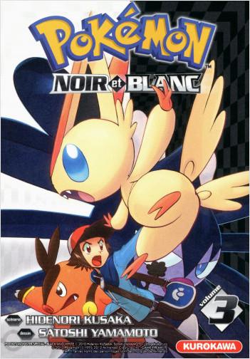 Pokémon - Noir et Blanc - tome 03