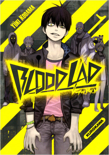 Blood Lad - tome 01