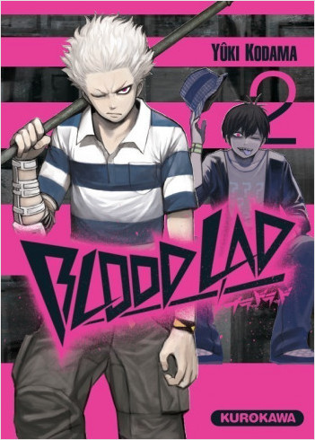 Blood Lad - tome 02