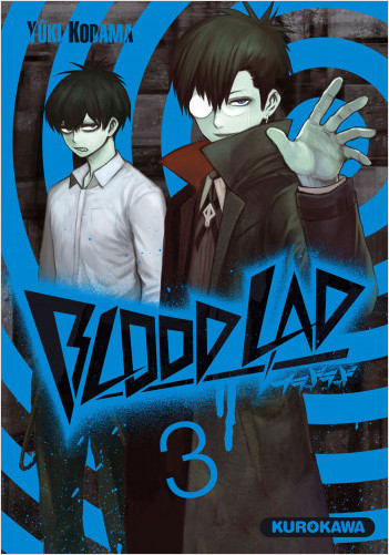 Blood Lad - tome 03