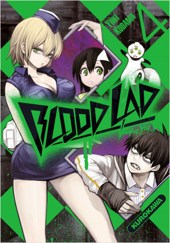 Blood Lad - tome 04