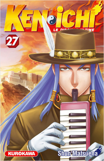 Ken-ichi - saison 1, Le Disciple ultime - tome 27
