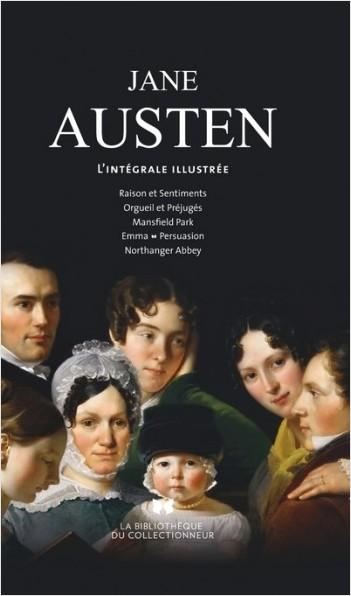 Jane Austen - L'intégrale illustrée