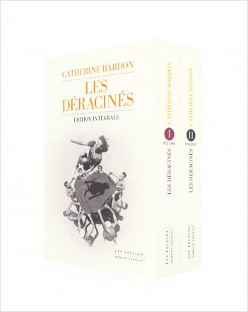 Coffret collector saga Les Déracinés (intégrale)