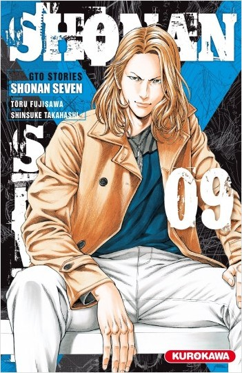Shonan Seven - GTO Stories - tome 09