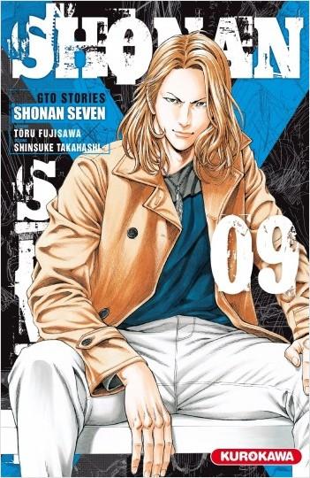 Shonan Seven - GTO Stories - tome 09
