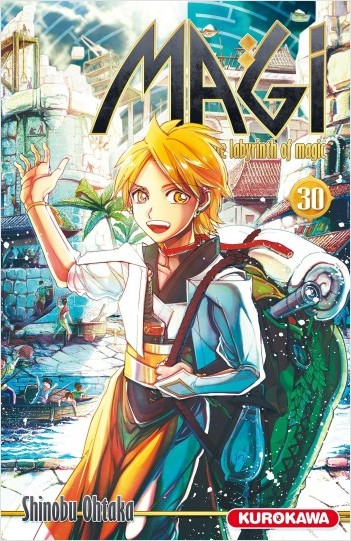 Magi - The Labyrinth of Magic - tome 30