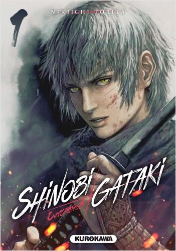 Shinobi Gataki - tome 01