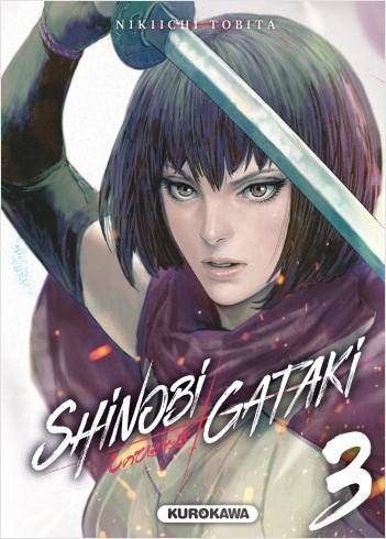 Shinobi Gataki - tome 03
