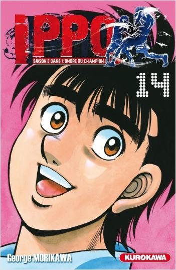 Ippo - saison 5, Dans l'ombre du champion - tome 14