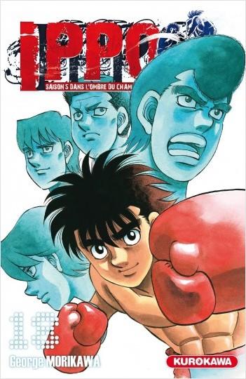 Ippo - saison 5, Dans l'ombre du champion - tome 18