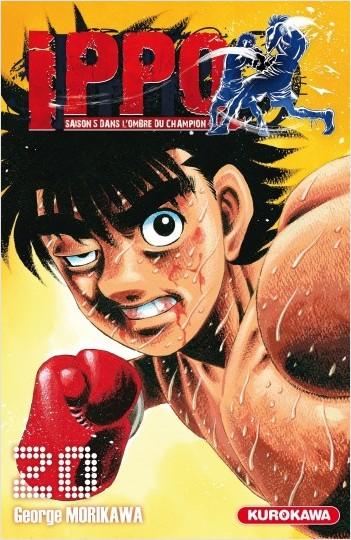 Ippo - saison 5, Dans l'ombre du champion - tome 20