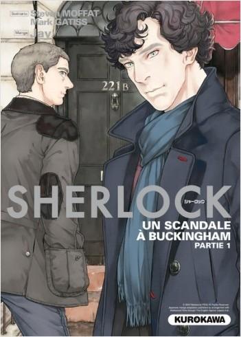 Sherlock - épisode 04, Un scandale à Buckingham