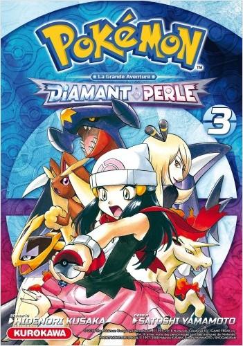 Pokémon - Diamant et Perle / Platine - tome 03