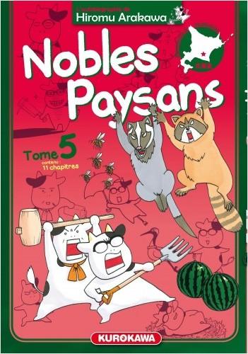 Nobles Paysans - tome 05