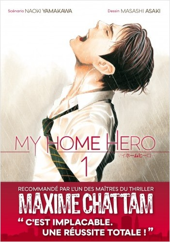 My Home Hero - tome 01