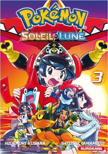 Pokémon - Soleil - Lune - tome 03