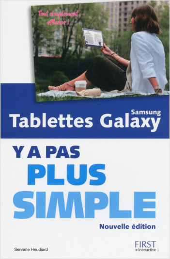 Tablettes Samsung Galaxy Y a pas plus simple, nouvelle édition