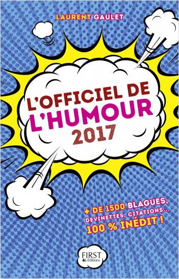 L'Officiel de l'humour 2017
