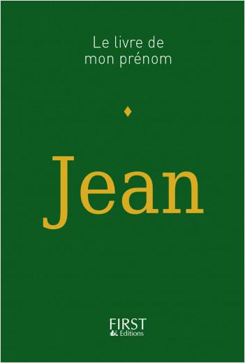 2 Le Livre de mon prénom - Jean