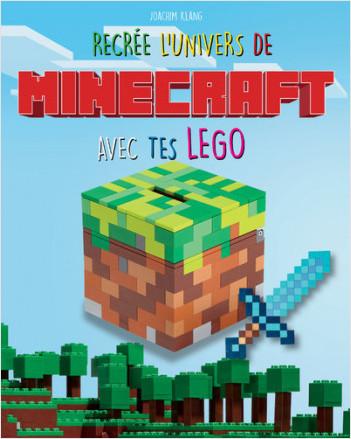 Recrée l'univers de Minecraft avec tes LEGO