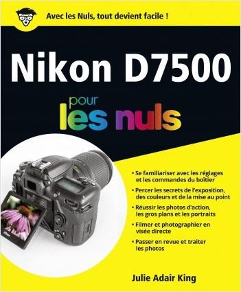 Nikon D7500 pour les Nuls, grand format