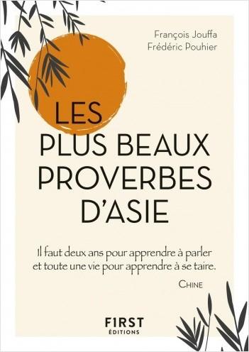 Les plus beaux proverbes d'Asie - Petit livre