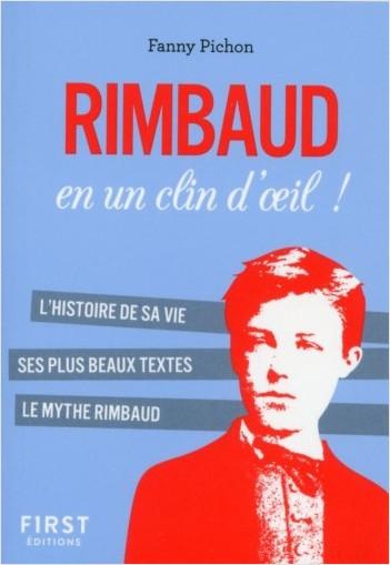 Petit Livre Rimbaud en un clin d'oeil