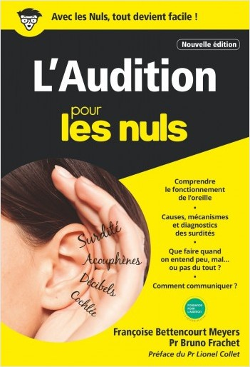 L'audition pour les Nuls, poche, 2e éd.
