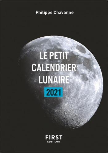 Petit livre - Calendrier lunaire 2021