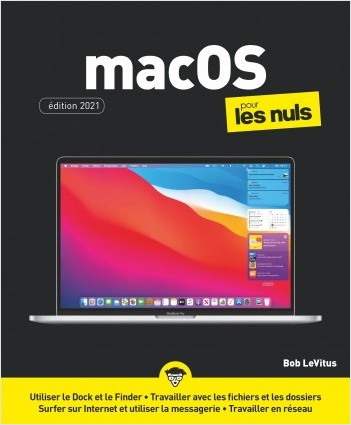 MacOS X X pour les Nuls, grand format