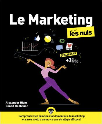 Le Marketing pour les Nuls , Grand format , 4è éd
