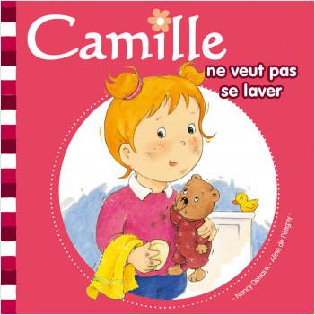 Camille ne veut pas se laver T2