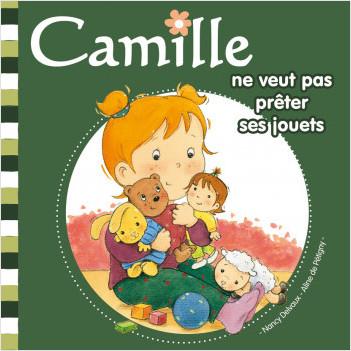 Camille ne veut pas prêter ses jouets T6