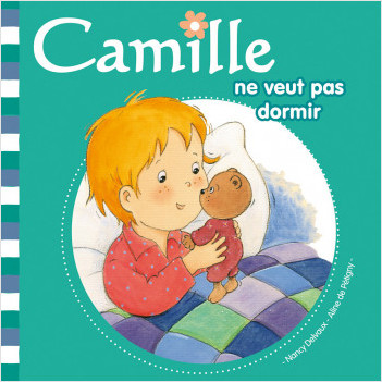 Camille ne veut pas dormir T8