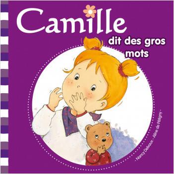 Camille dit des gros mots T9