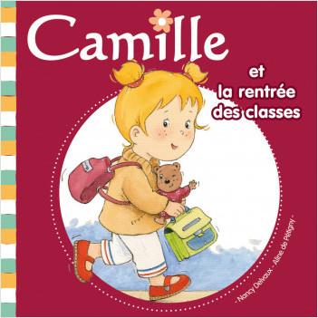 Camille et la rentrée des classes T10