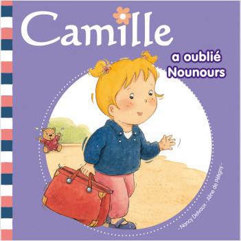 Camille a oublié Nounours T14