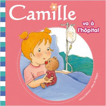 Camille va à l'hôpital T15
